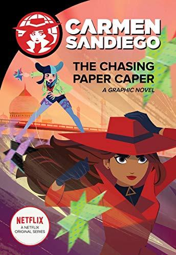 The Chasing Paper Caper (Carmen Sandiego Graphic Novels)