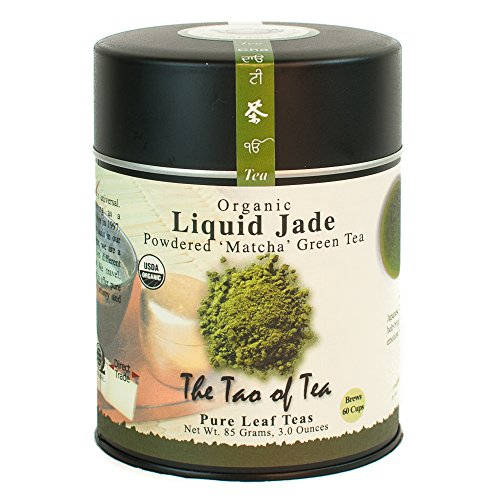 The Tao of Tea, Liquid Jade Powdere…