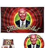 3 x 5 feet Joe Biden Donald Trump Flag America Great Banner Yard Flag