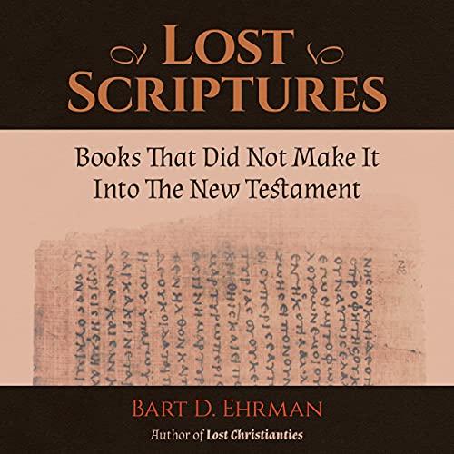 Lost Scriptures cover art