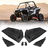 RZR Lower Half Door Inserts Panels with OEM Style Frame Compatible with 2015-2019 Polaris RZR XP 1000 / Turbo/S