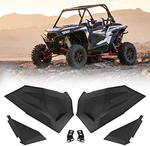 RZR Lower Half Door Inserts Panels with OEM Style Frame Works for 2015-2019 Polaris RZR XP 1000 /...
