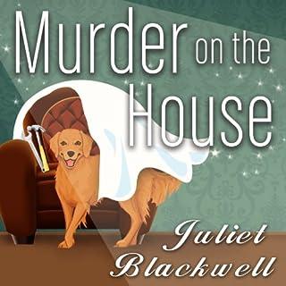 Murder on the House audiobook cover art