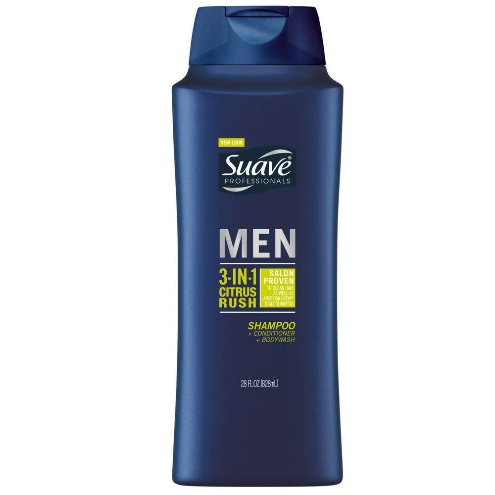 Ranking TOP12 Suave Hair and Body Citrus Conditioner 3-in-1 Rush Shampoo Dallas Mall