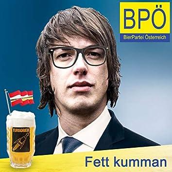 Fett kumman (Bierpartei-Wahlkampfsong)