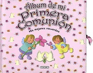 84f1fc1c4 Álbum de mi Primera Comunión, mis mejores recuerdos