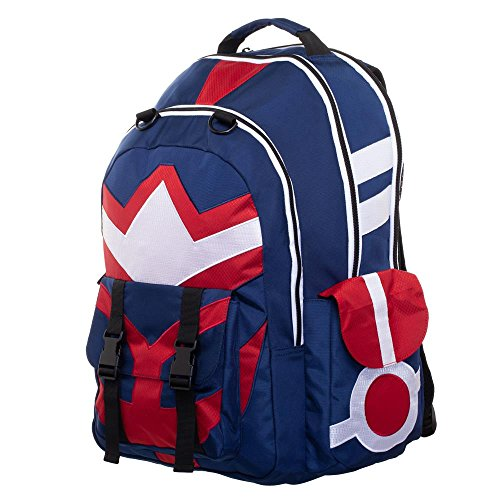 My Hero Academia Backpack Inspired By Toshinori Yagi - All Might Backpack