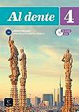 Al dente 4 (B2): Libro dello studente + esercizi + CD + DVD -