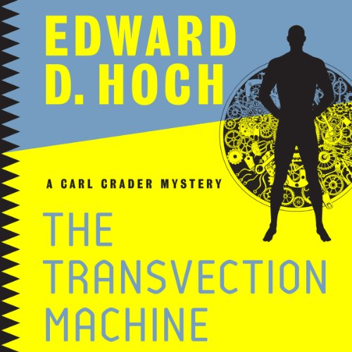 Couverture de The Transvection Machine