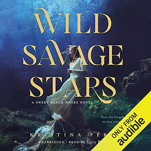 Wild Savage Stars cover art