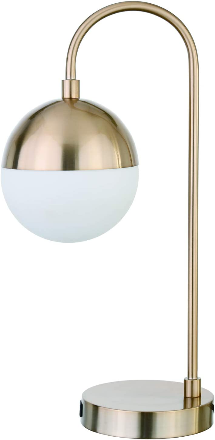 Nocolliny Dimmable Touch Lamp with Brass USB Max 40% OFF Max 42% OFF Modern Design Port