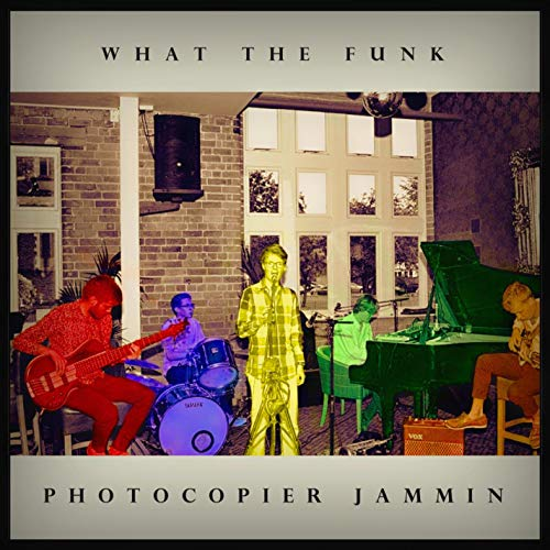 Photocopier Jammin