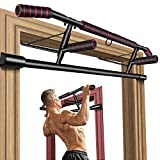 Gruper Foldable Pull Up Bar for Doorway, No Screw Chin Up Bar for Home Workout, Training Equipment...