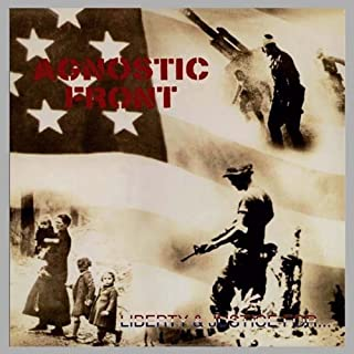 Liberty & Justice for by Agnostic Front (2009-08-03)