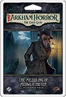 Arkham Horror LCG: Barkham Horror - The Meddling of Meowlathotep
