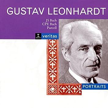 Gustav Leonhardt - Portraits