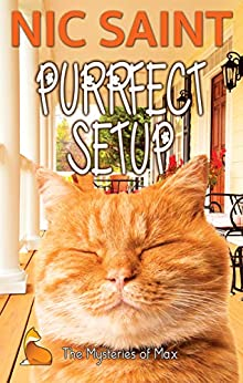 Purrfect Setup (The Mysteries of Max Book 30) by [Nic Saint]