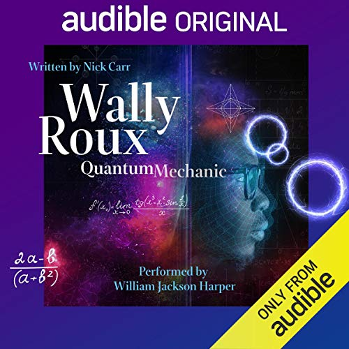 Wally Roux, Quantum Mechanic audiobook cover art