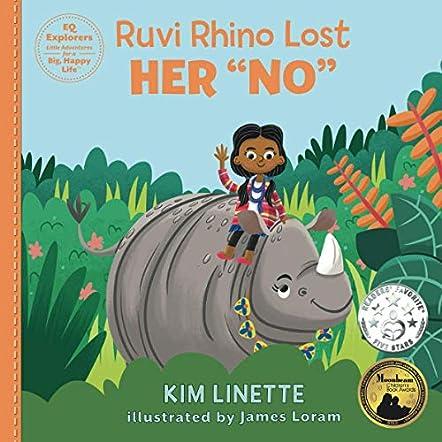"Ruvi Rhino Lost Her ""No"""