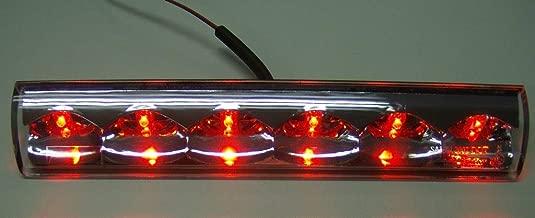 American Tech - Truck Cap Third Brake Light Clear lens Red LED (36R01)
