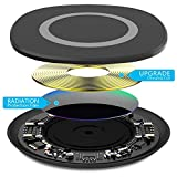 Wireless Phone Charger Pad Qi Charging Mat for LG G6 G6+ G4 G3 G2 Lucid Optimus Google Nexus 6 5 Moto X Force Maxx Droid Nokia Blackberry ZTE HTC Samsung iPhone Android Universal Cordless Quick Charge