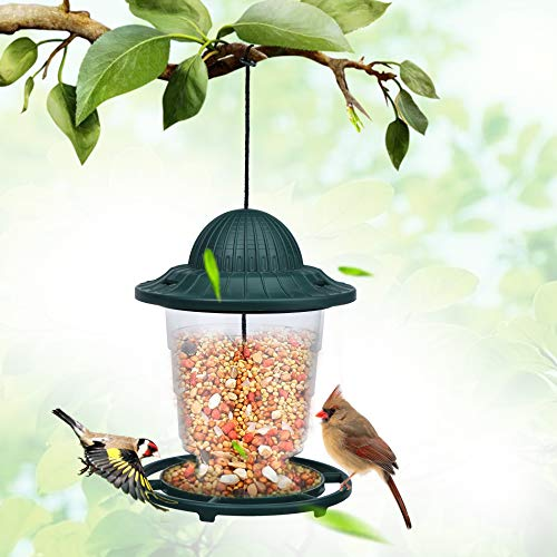 $4.49 Hanging Bird Feeder Clip the extra $3 off coupon and use promo code: 50YXY42M Works on option 1