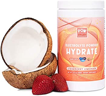 Electrolyte Powder Coconut Water Enhancer (Strawberry Lemonade)