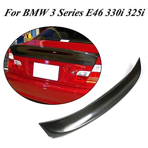 compatible with BMW E46 3 series 2//4dr 1999-2005 Spoiler King Trunk Lip Spoiler 244L