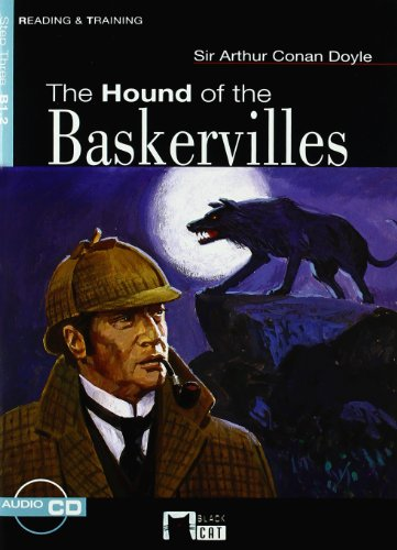 THE HOUND OF THE BASKERVILLE (FREE AUDIO) (Black Cat. reading And Training)