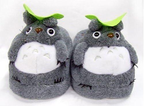 echa un vistazo a los más baratos Totoro Warm Warm Warm Cartoon Plush Slippers Cartoon Cotton zapatos by Lando  venta con alto descuento