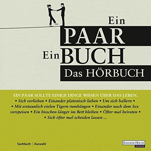 Ein Paar - Ein Buch audiobook cover art