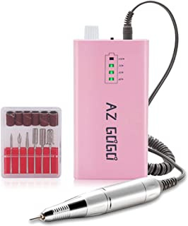 rechargeable nail drill machine