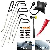 MENQANG Dent Repair Kit Herramientas,Kit de reparación de Abolladuras Sin Pin...