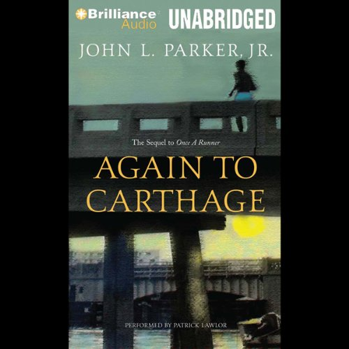 Again to Carthage audiobook cover art
