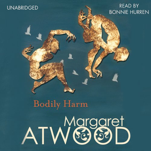 Bodily Harm                   By:                                                                                                                                 Margaret Atwood                               Narrated by:                                                                                                                                 Bonnie Hurren                      Length: 10 hrs and 4 mins     4 ratings     Overall 3.0