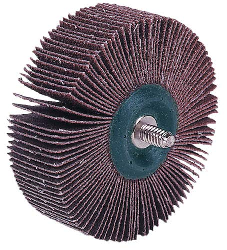 AAAbrasives 4x2x5 8 2021 new 180 A O Unmounted Cl Flap Online limited product Pcs Pac Wheel 10