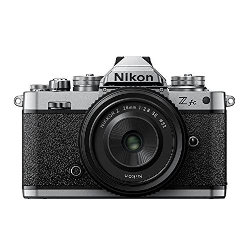 Z fc DX-Format Mirrorless Camera Body w/NIKKOR Z 28mm f/2.8 (SE)