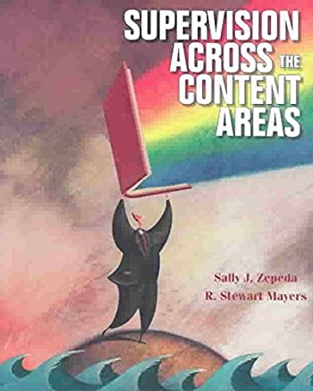 [Supervision Across the Content Areas] (By: Sally J. Zepeda) [published: March, 2004]