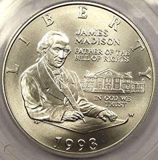 james madison coin