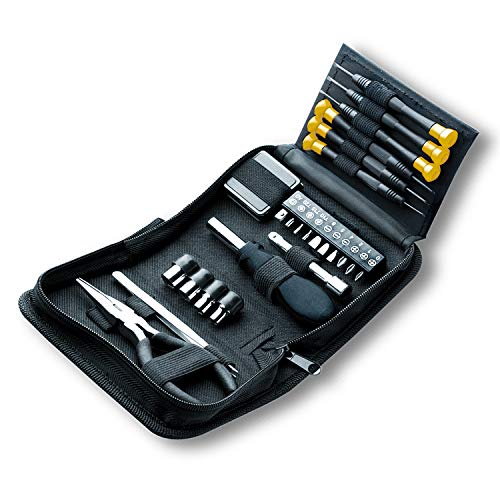 Allied Tools 49032 25-Piece Tri-Fold Mini Tool Set