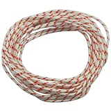 Replacement Stihl Recoil Starter Rope 10 ft / 4.5 mm Diameter Replacement Pull Cord for Stihl Chain Saw Weed...