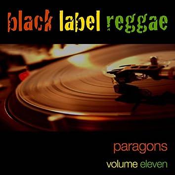 Black Label Reggae-Paragons-Vol. 11