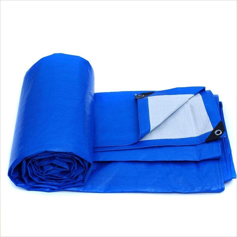Xuanlindian Outdoor Tent Tarpaulin, Rainproof Sunscreen Tent Tarpaulin car Tarpaulin Outdoor Shade Sunscreen Insulation AntiOxidation