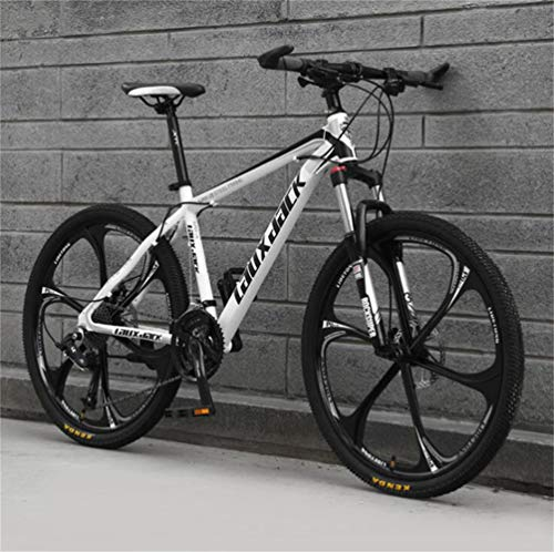 Buy Bargain Tbagem-Yjr Adult Mountain Bike 26 Inch Double Disc Brake Off-Road Speed Bicycle Men and ...