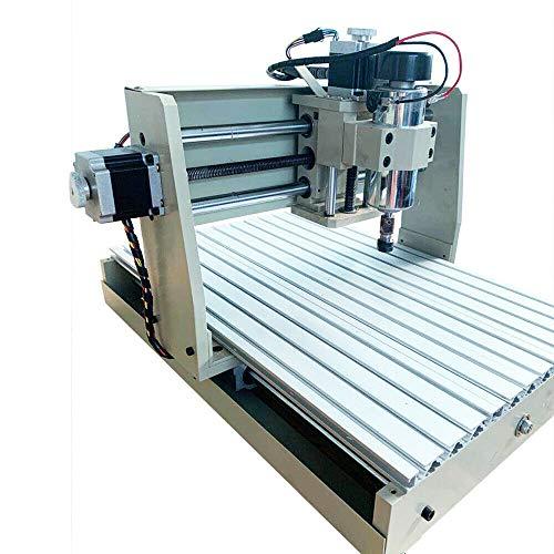 Máquina de grabado de 400 W, 3 ejes, USB 3040 CNC, fresadora, router Engraver PCB