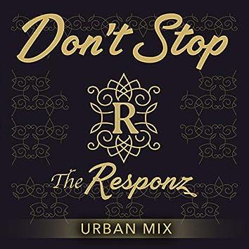 Don't Stop (Urban Mix)