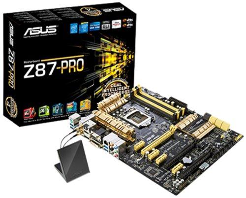 Z87-PRO Intel Z87 So.1150 Dual Channel DDR3 ATX Retail