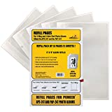 Pioneer Photo Albums 10 Pocket Refill for APS-247 Series Photo Albums, 8 by 10-Inch...