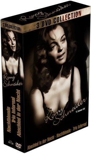 Romy Schneider Collection - 3er DVD-Schuber