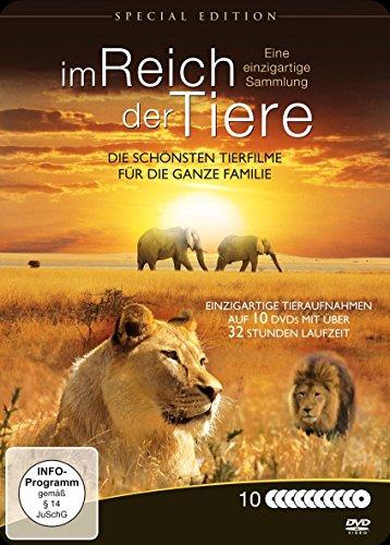 Im Reich der Tiere [Special Edition] [10 DVDs]